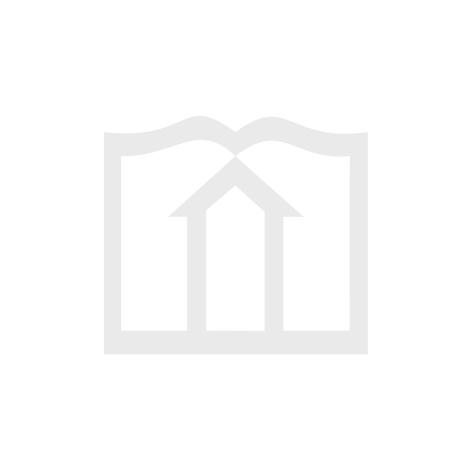Handschmeichler: Glaube Hoffnung Liebe - rot
