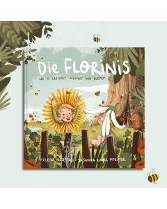ARTIKELNUMMER: 530038  ISBN/EAN: 9783965300385 Die Florinis Wo es leuchtet, pfeffert und duftet Susanna Rahel Pfeifer, Helena Neufeld CB-Buchshop Cover