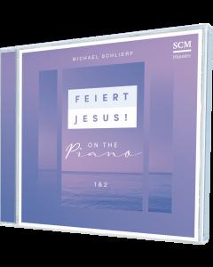 Feiert Jesus! on the Piano 1&2 (CD)   CB-Buchshop