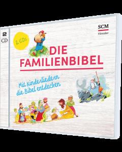 Die Familienbibel - CD | CB-Buchshop