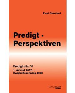 Predigt - Perspektiven VI