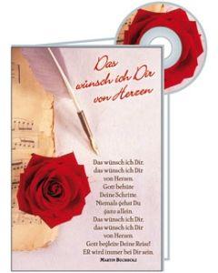 CD-Card: Das wünsche ich dir - Geburtstag