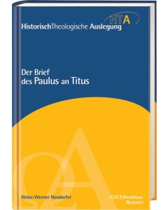 Der Brief des Paulus an Titus