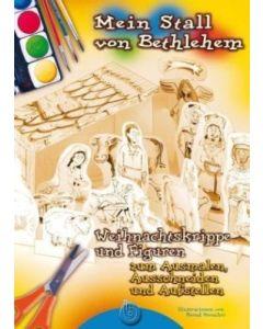 Mein Stall von Bethlehem, Bernd Drescher (Illustr.)