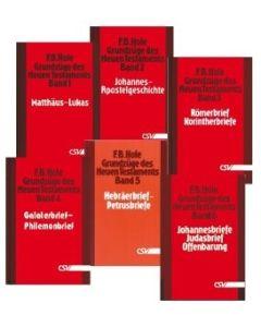 Grundzüge des Neuen Testaments, Bd. 1-6