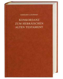 Konkordanz zum hebräischen Alten Testamant