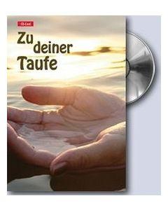 CD-Card: Zu deiner Taufe