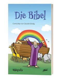 Die Bibel - Biblegrafix - Claudia Kündig | CB-Buchshop