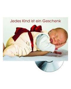 CD-Card: Jedes Kind ist ein Geschenk