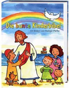 Die bunte Kinderbibel