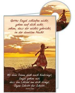 CD-Card: Gottes Engel schlafen nicht - neutral