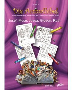 Die Ausmalbibel (Band 3)