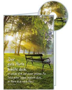 CD-Card: Der gute Hirte behüte dich - neutral