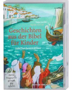 Geschichten aus der Bibel für Kinder