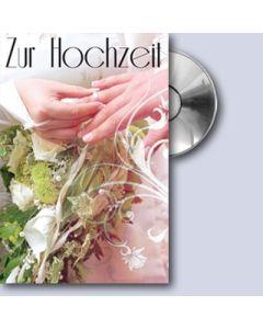 CD-Card: Zur Hochzeit - (Ring)
