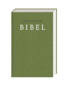 Neue Zürcher Bibel - Leinen grün
