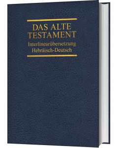 Interlinearübersetzung Altes Testament, hebr.-dt., Band 3