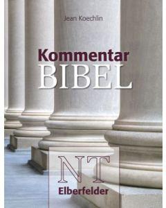 """Kommentarbibel NT Elberfelder Motiv """"Säule"""""""
