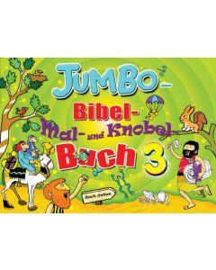 Jumbo-Bibel-Mal- und Knobelbuch 3