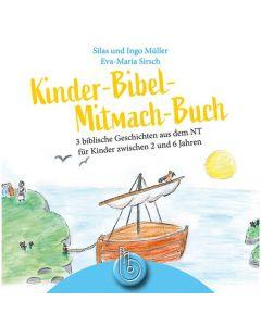 Kinder-Bibel-Mitmach-Buch
