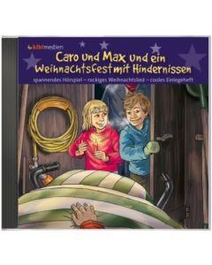 Caro und Max und ein Weihnachtsfest mit Hindernissen