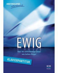 Ewig - Klavierpartitur