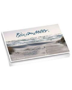 Bin am Meer - Postkartenset