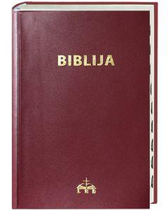 Bibel Litauisch (ältere Übersetzung)