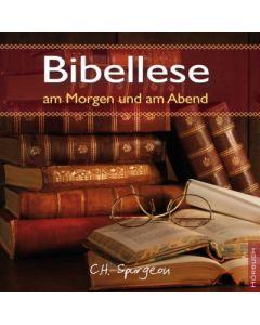 Bibellese am Morgen und am Abend -  Hörbuch