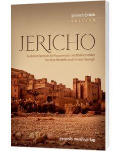 Jericho - Bläserpartitur