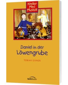 Daniel in der Löwengrube - Arbeitsheft, Tobias Eisner