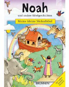 Meine kleine Stickerbibel - Noah