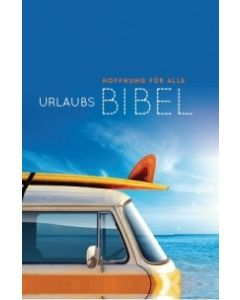 """Urlaubsbibel """"Hoffnung für Alle"""""""