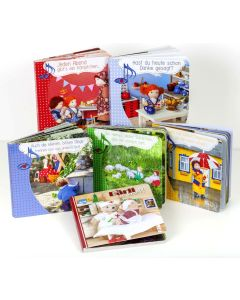 Pappe-Buch-Paket