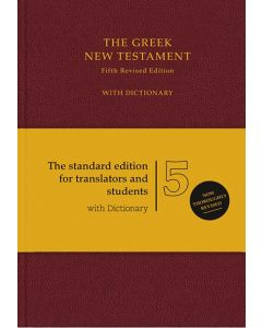 The Greek New Testament - rot