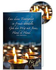 CD-Card: Für Alle - Trauer