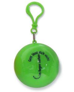 Regenponcho - grün