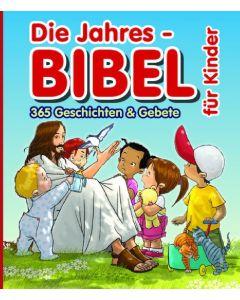 Die Jahresbibel für Kinder, Gustavo Mazali (Illustr.), Anne K. Clark, L.M. Alex