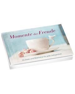 Momente der Freude - Postkartenbuch