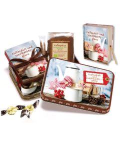 Kaffeedose - Kaffeeduft und Weihnachtsglanz