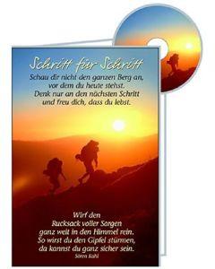 CD-Card: Schritt für Schritt - Trauer
