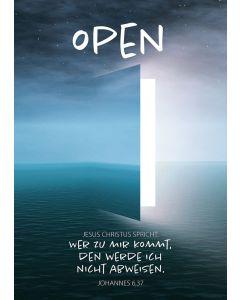 Jahreslosung 2022 - Teens-Edition Poster A4, Dieter Betz
