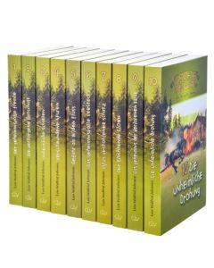 Die Abenteuerwälder - Paket Band 1-10