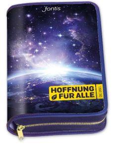 """Bibelhülle Hoffnung für alle """"Blue Planet Edition"""""""