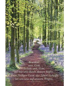 Faltkarte: Bewahre uns Gott - Hochzeit