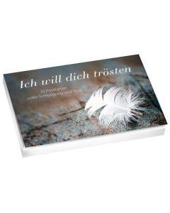 Ich will dich trösten - Postkartenbuch