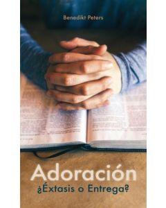 Lasst uns anbeten - spanisch