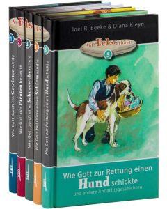 Auf Fels gebaut - Joel R. Beeke / Diana Kleyn (Bände 1-5) |  günstiger im Paket