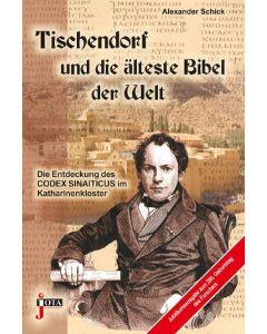 Tischendorf und die älteste Bibel der Welt - 3. Erweiterte Auflage