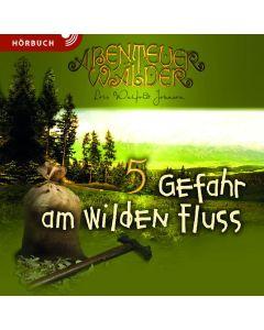 Gefahr am wilden Fluss - Hörbuch MP3 (5)